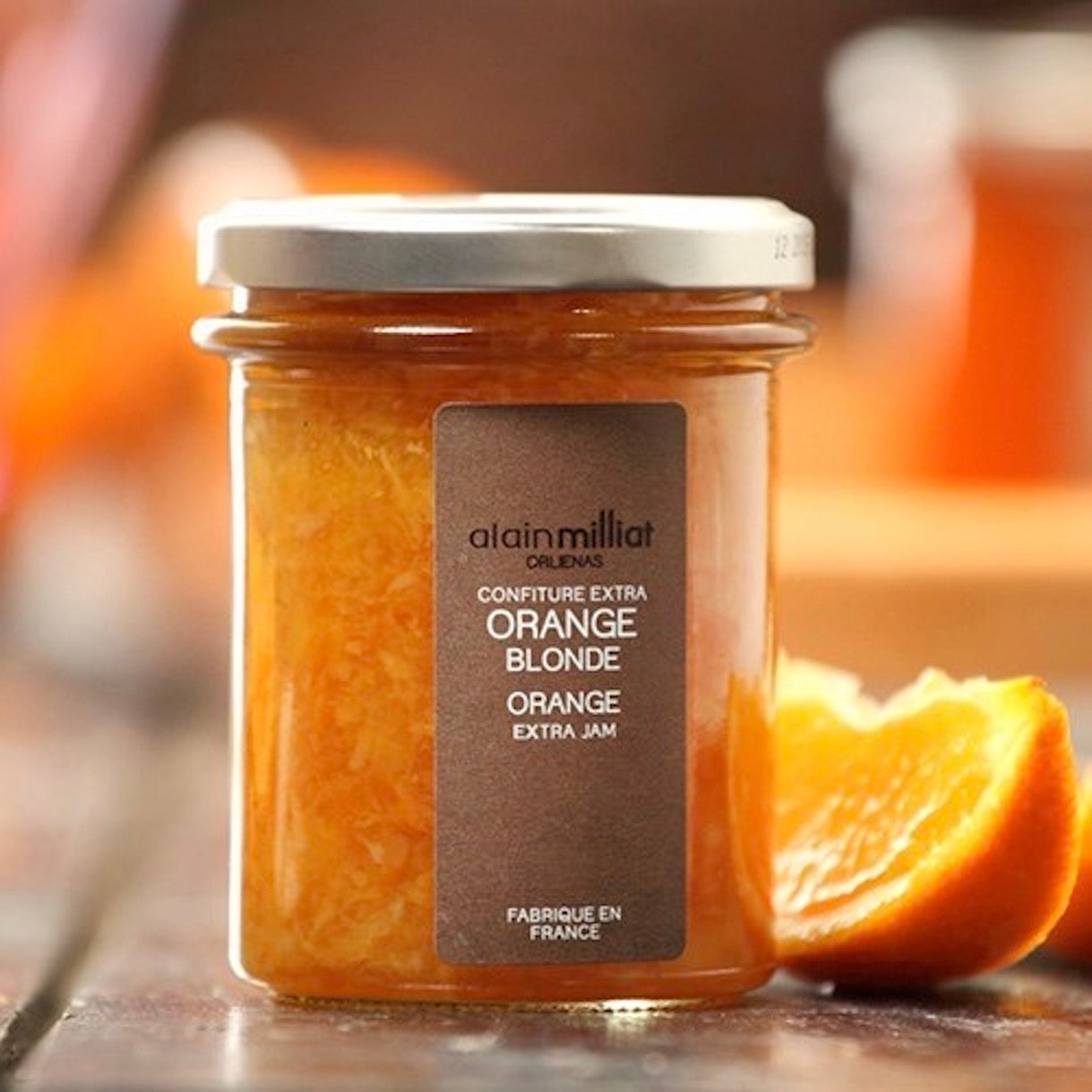 Orange-jam-alain-milliat-online-delivery-grocery-thenewgrocer