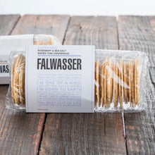Load image into Gallery viewer, Crispbread Natural Falwasser (120g)