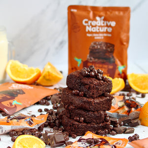 Gluten-free | Baking Mix | Chia & Cacao Chip Brownie