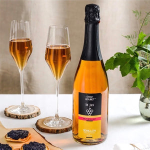 Organic Sparkling Grape Juice Semillon | 750ml