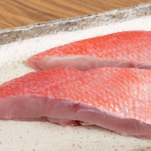 Wild caught Red Snapper Fillet skin-off | New Zealand | +/-450g