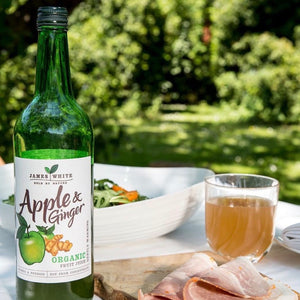 Buy Organic Apple & Ginger Juice in Singapore | James White | The New Grocer