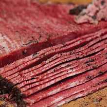 Load image into Gallery viewer, Beef Pastrami (500g)