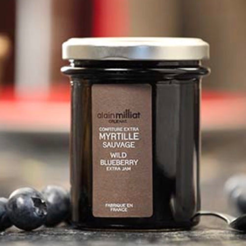 Shop Wild Blueberry Jam Alain Milliat in Singapore - The New Grocer
