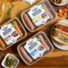 Load image into Gallery viewer, Beyond Meat | Plant-based | Sausages | x4