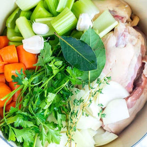 Chicken Stock | New Zealand | Frozen | 1kg
