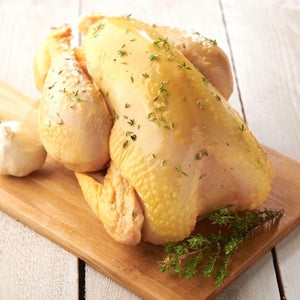 Corn-fed Yellow Chicken (600g)