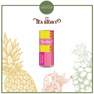 Chocolate Fantasy Tea Tube | The Tea Story | 10 tea bags