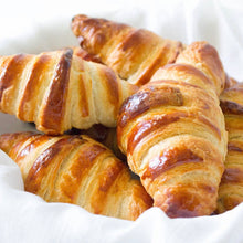 Load image into Gallery viewer, Freshly Baked Butter Croissant | x6