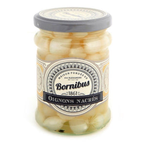 Bornibus Pearly Onion in Vinegar (260g)