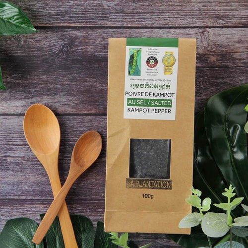 Buy Organic Salted Fresh Pepper in Singapore - The New Grocer