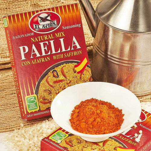 Buy Paella Mix Seasoning in Singapore - The New Grocer