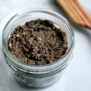 Pesto Black Olives | 400g
