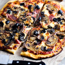 Load image into Gallery viewer, Pizza Mushroom, Bacon & St Nectaire Cheese