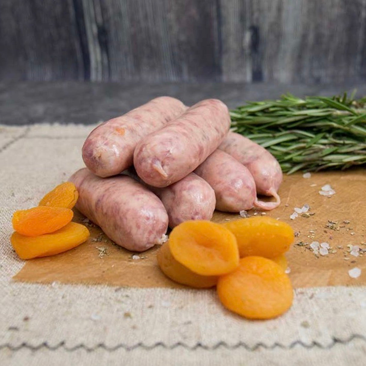 British Pork Sausage | Frozen | 450g