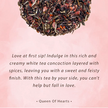Load image into Gallery viewer, queen-of-heartst-tea-pouch-the-tea-story-online-grocery-supermarket-delivery-singapore-thenewgrocer