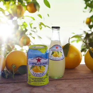 San Pellegrino Pompelmo in Singapore - The New Grocer