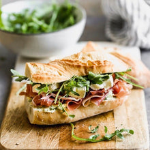 Load image into Gallery viewer, Sandwich Prosciutto, tomato and mozzarella