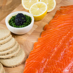 Buy Smoked Salmon in Singapore - The New Grocer