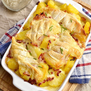 Tartiflette with Reblochon
