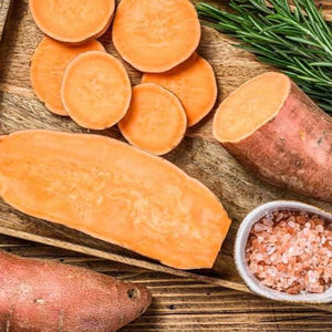 Sweet Potato Orange Meat | 1kg