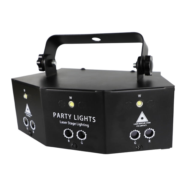 GDLite: Nine-Eye Laser Strobe Light - GadgetDrawer