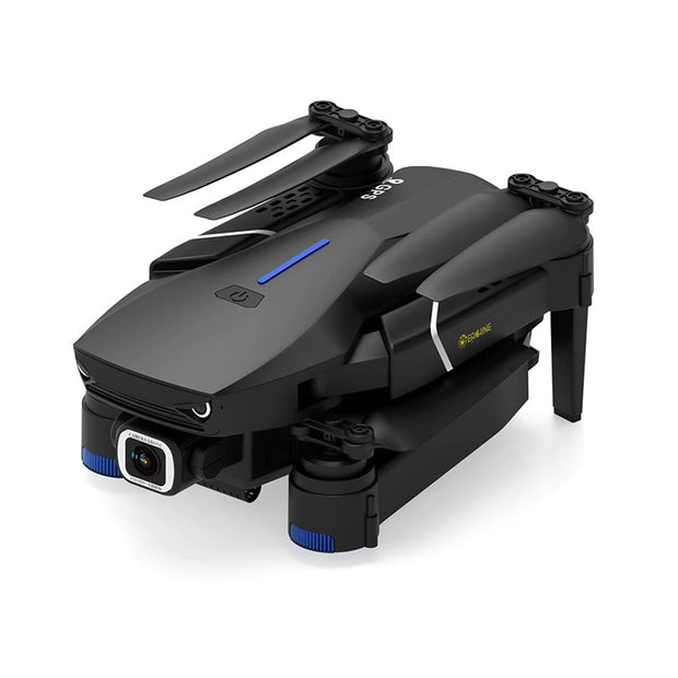 DroneSpaceX Pro: Brilliant Foldable Lightweight drone for a professional-quality footage - GadgetDrawer