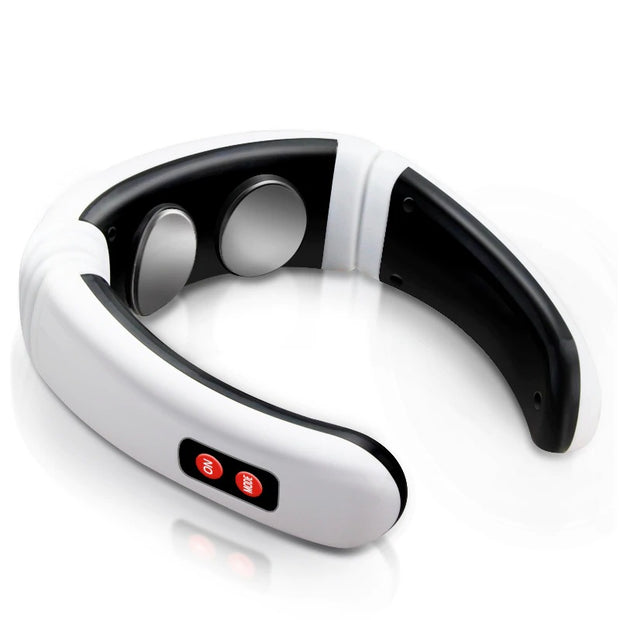 NeckRelief: Smart Electric Neck Massager - GadgetDrawer