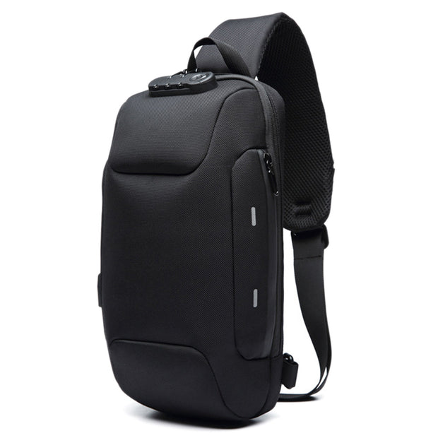 Anti-Theft Backpack With 3-Digit Lock - GadgetDrawer