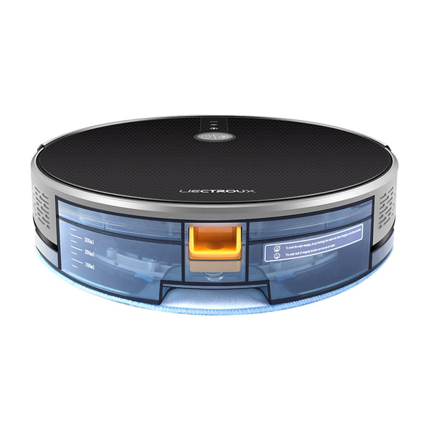 Smartest Multi-Functional Robot Vacuum Cleaner, Sweeping & Mopping, Sanitizable Mopping - GadgetDrawer