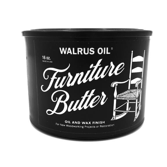 FURNITURE BUTTER / Mantequilla para terminado muebles (473ml)