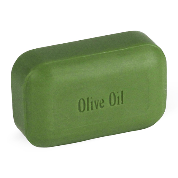 The Soap Works Olive Oil Soap Bar