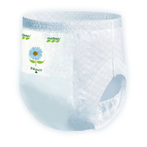 Nateen Premium Pull Up Diapers XXL (15 kg up, 33 lbs up)