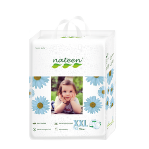 Nateen Premium Diapers XXL (25 kg up | 55 lbs up)