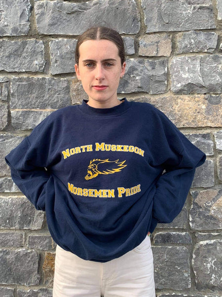 North Muskegon Sweater M/L