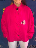 Pink Shell Jacket L