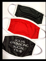 Social Distancing Club Mask-On (Free Shipping)