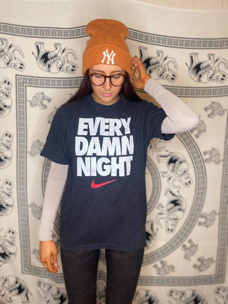 Nike Every Damn Night Tee M