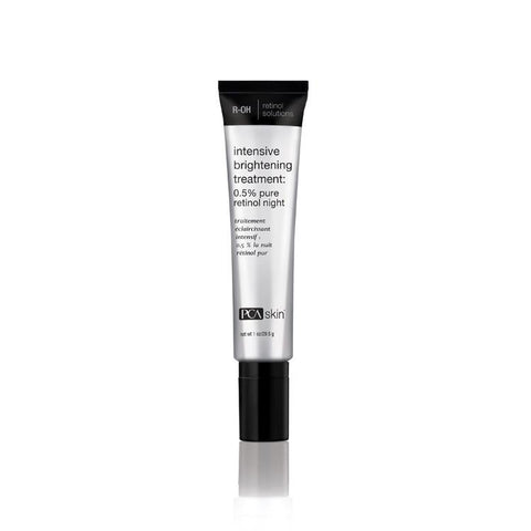 Intensive Brightening Treatment: 0.5% Pure Retinol