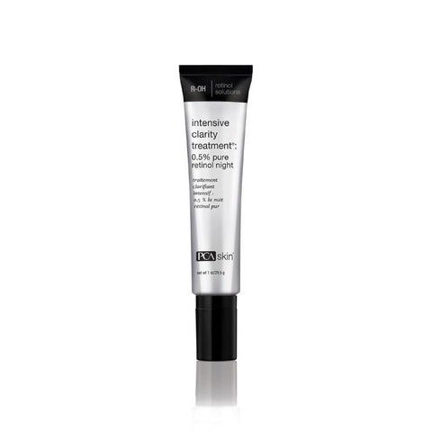 Intensive Clarity Treatment: 0.5% Pure Retinol