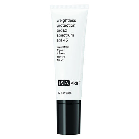 Weightless Broad Spectrum SPF 45