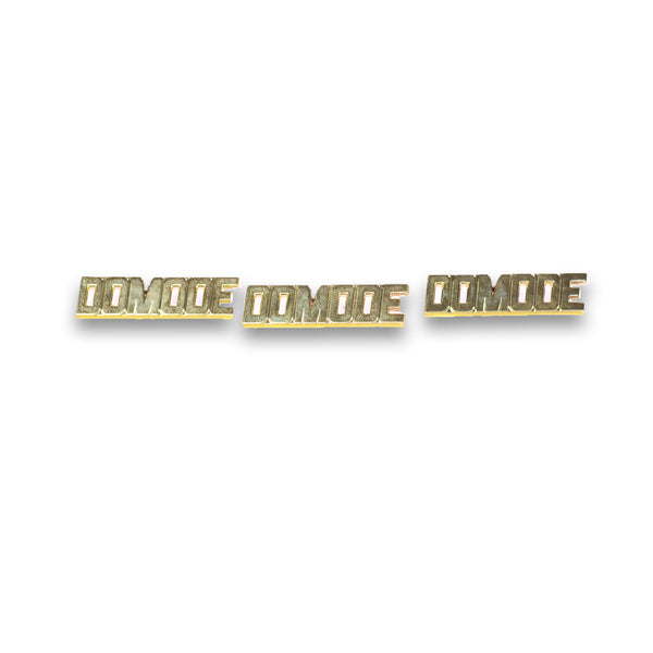 DOMODE Pins 3 Pack