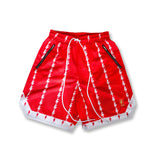Red Lightning Shorts