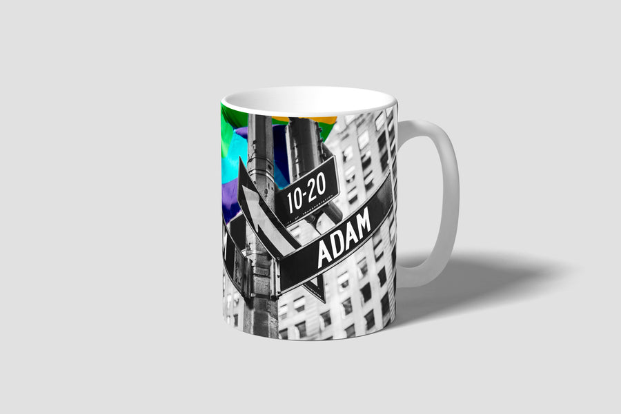 Sign of Love Pride® Premium Mug Limited Edition
