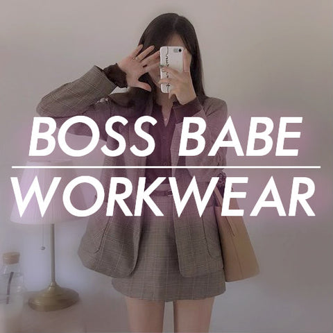 Boss Babe 👑 Workwear Collection