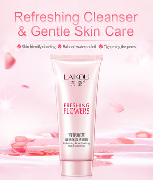 Fresh Flowers Hydrating Repair Cleanser