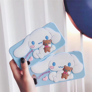 Kawaii Sanrio Cinnamaroll Candy Phone Case