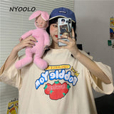 Harajuku Bubblegum Candy Graphic Tee