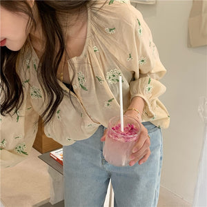 Love Talk Blouse