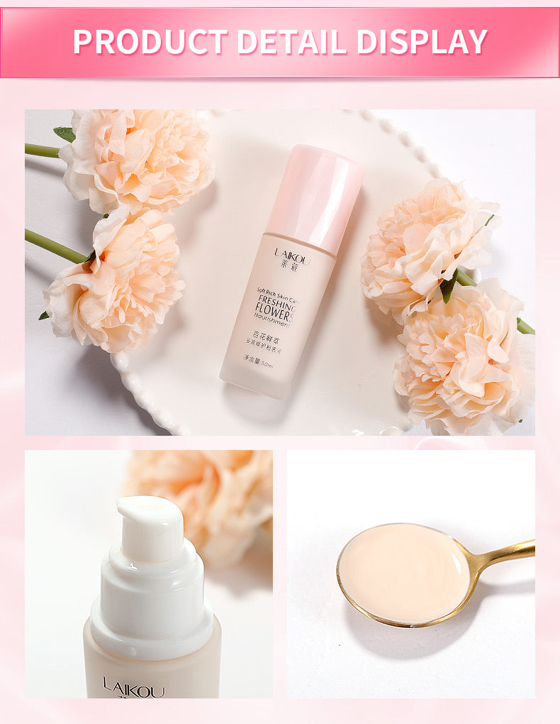 Fresh Flower Liquid Foundation